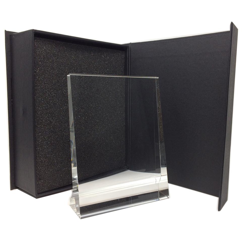 trophée en forme de prisme pour gravure