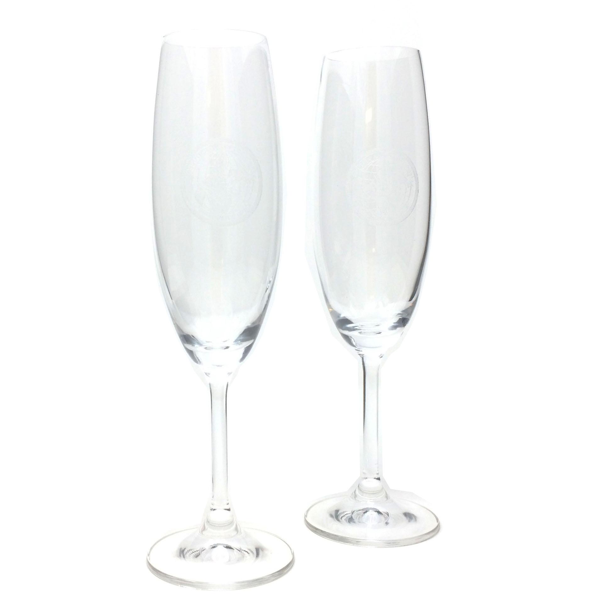 coupe a champagne publicitaire pour personnalisation