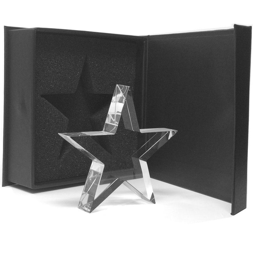 Trophée étoile sans socle