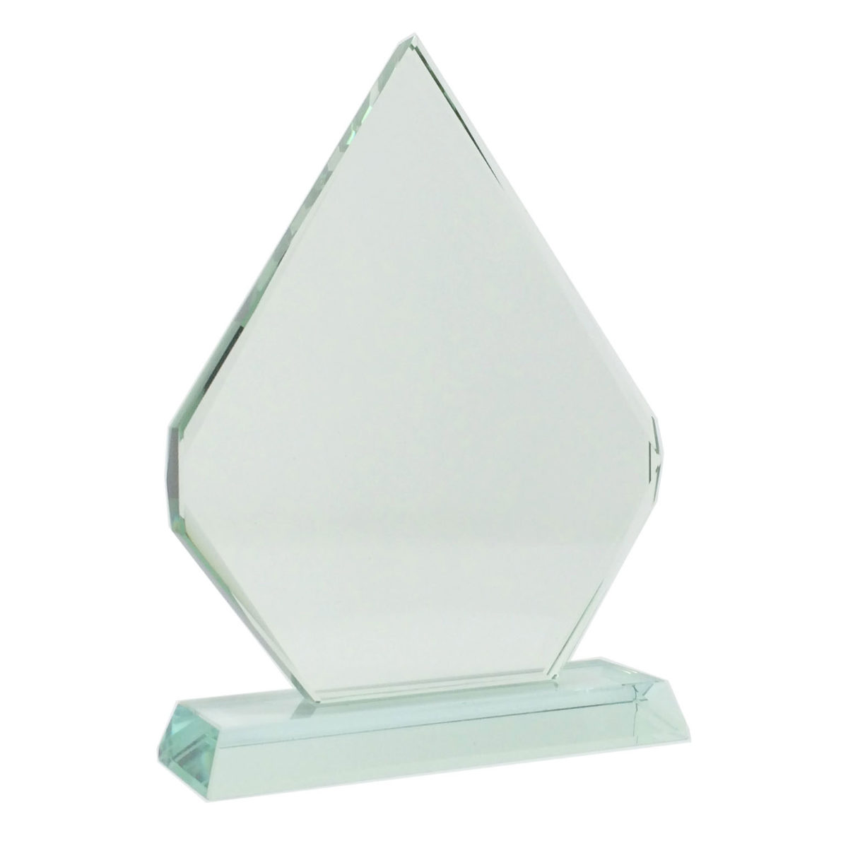 Diamond-trophy-in-jade-glass