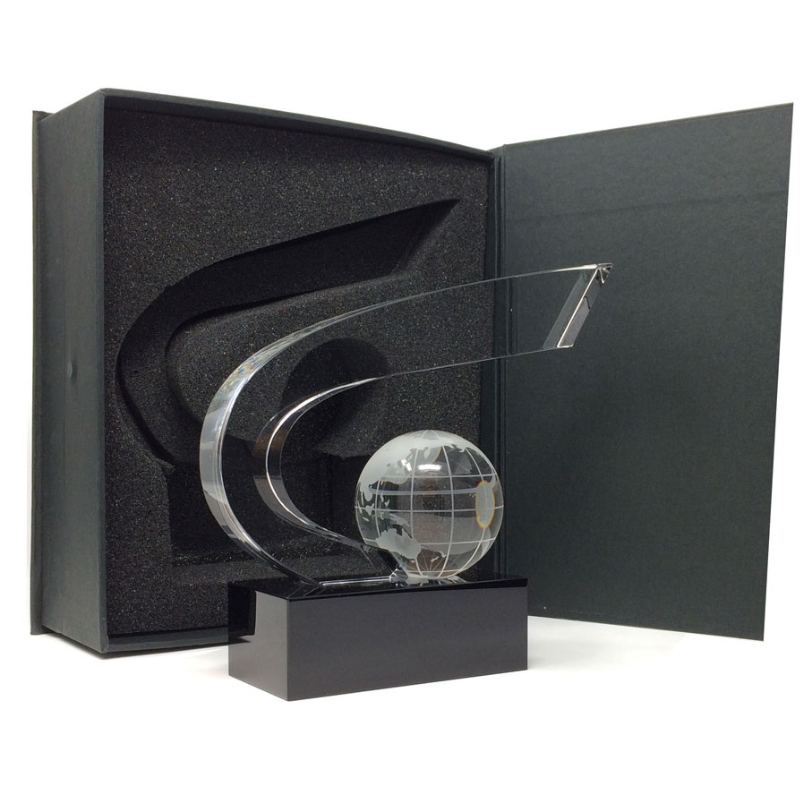 Glass-globe-award