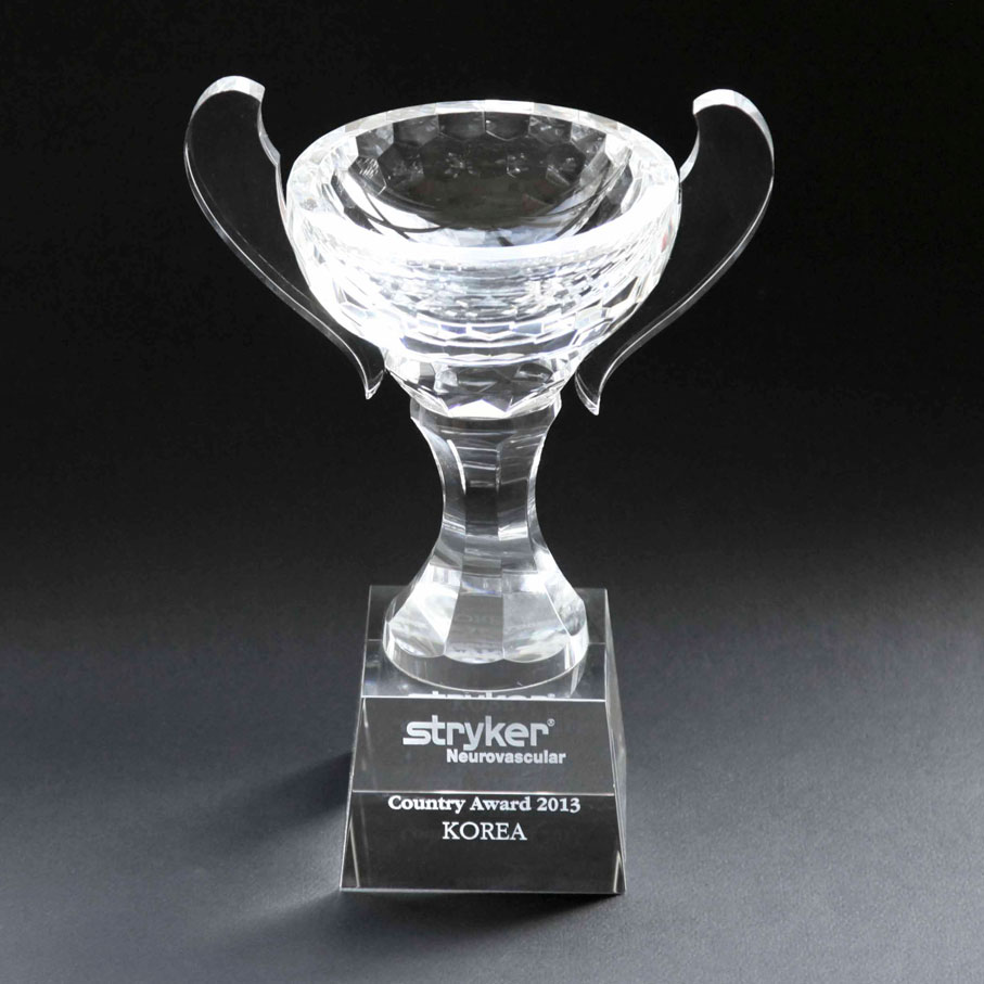 Glass Awards And Trophies And Corporate Custom Recognition