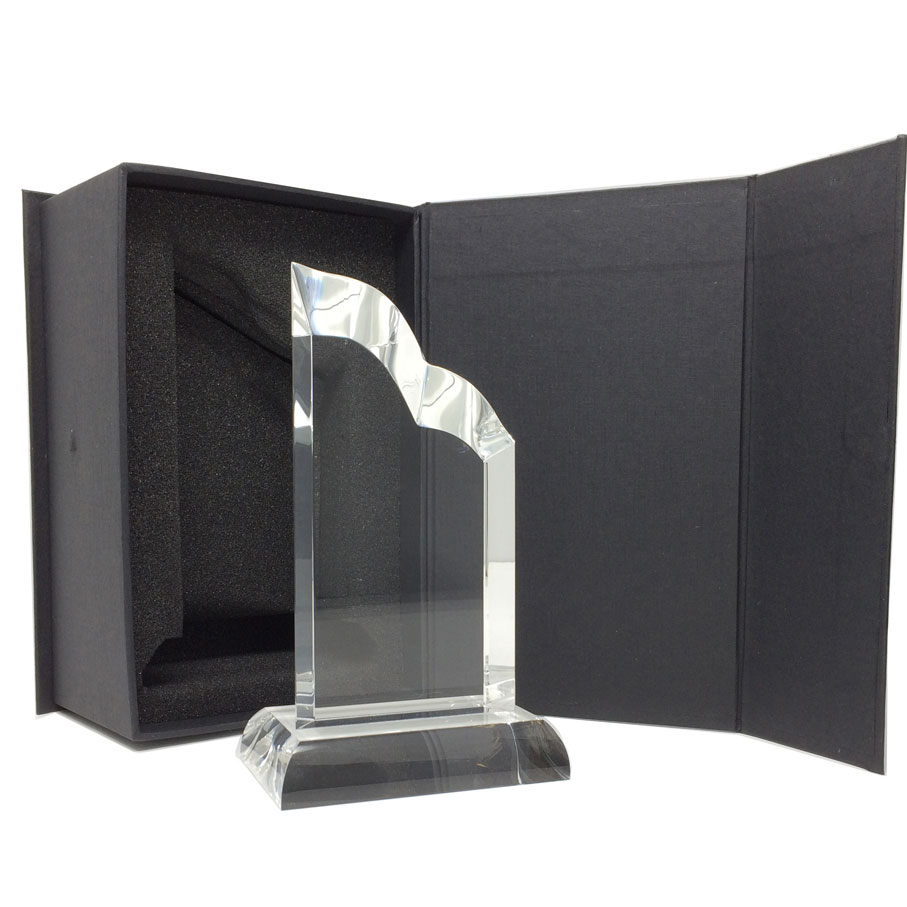 Skyscraper-personalized-glass-trophy